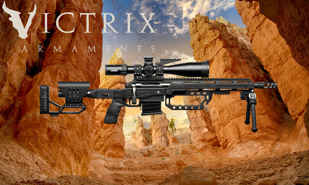 Victrix Armaments Pugio Tactical Sniper Rifles