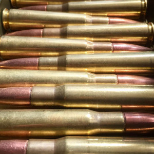 50 Cal Range Ammo