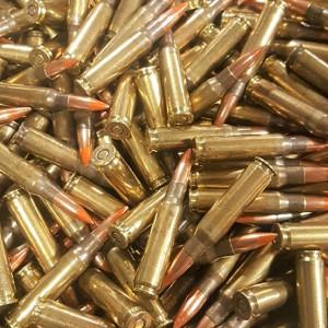 7,62x51 Range Ammo