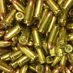 9x19mm Range Ammo