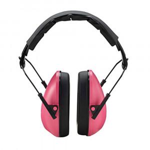 3M Peltor Kid Neon Pink Earmuffs