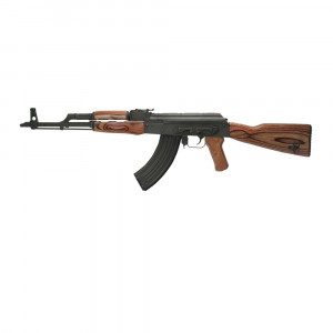 AK47 Wood Stock Semi Auto Rifle Gun Range Hire