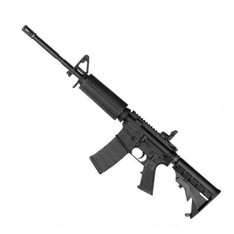 AR15 Semi Auto Rifle 5.56mm Gun Range Hire