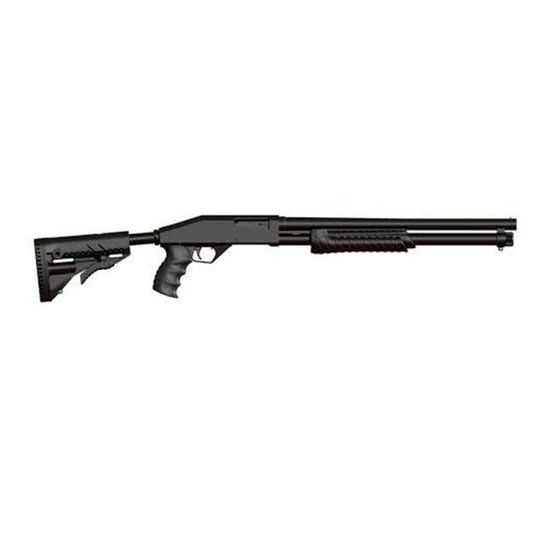 CBC Pump Action 12g Shotgun Gun Range Hire
