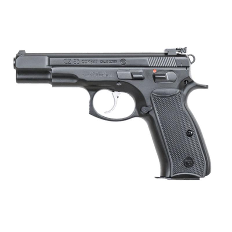 CZ85 Pistol 9x19 Gun Range Hire