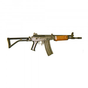 Galil SAR Gun Range Hire