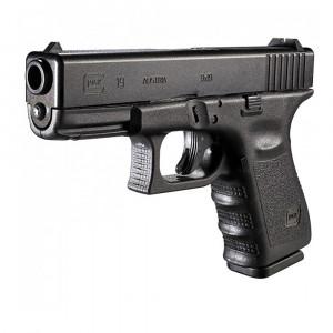 Glock 19 Gen 3 Pistol 9x19 Gun Range Hire