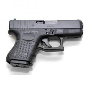Glock 26 Gen 4 Pistol 9x19 Gun Range Hire