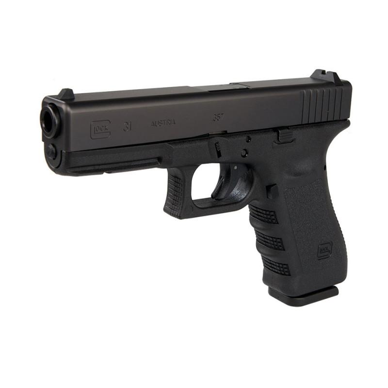 Glock 31 Gen 4 Pistol .357 SIG Gun Range Hire