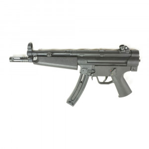 GSG MP5 Carbine .22 LR Gun Range Hire