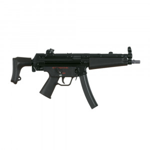 H & K MP5 Carbine 9x19 Gun Range Hire