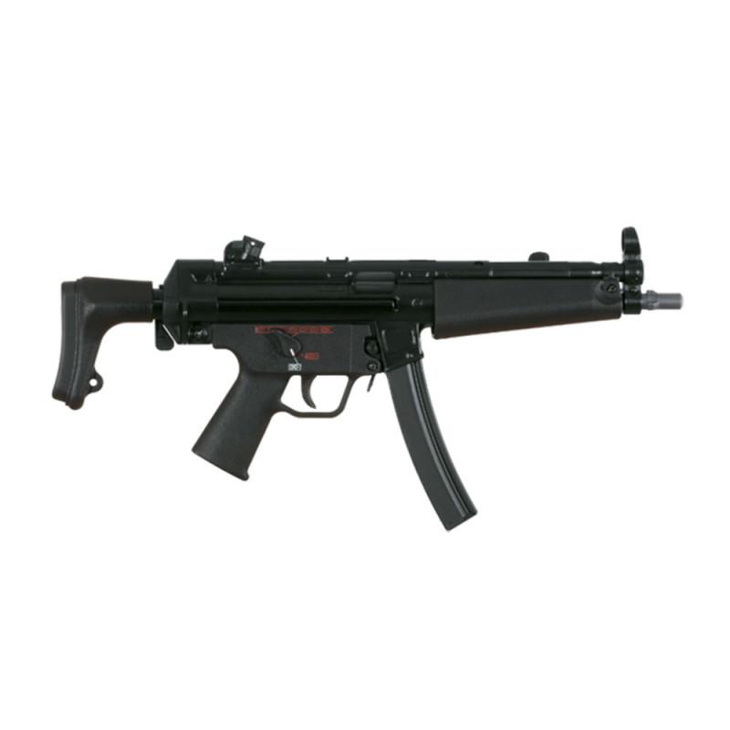 H & K MP5 Carbine 9x19 Gun Range Hire