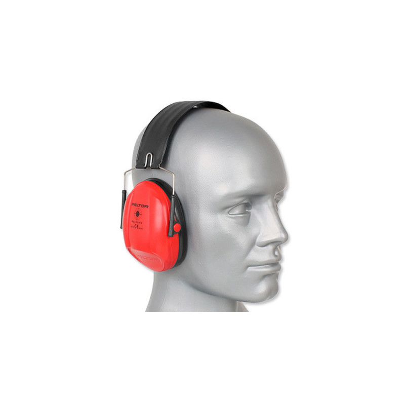 Peltor Hearing Protector  Red Bulleye I