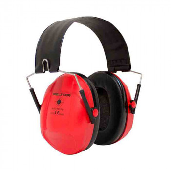 Peltor Hearing Protector  Red Bulleye I