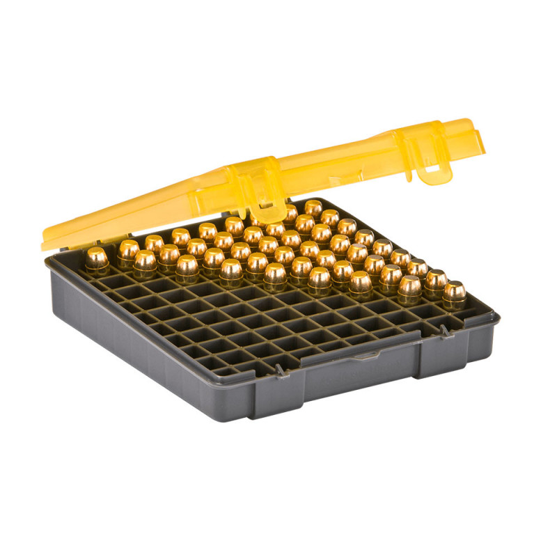 Plano Handgun Ammo Case 100 rounds 9mm.380 auto