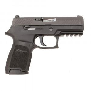 Sig Sauer P320c Pistol 9x19 Gun Range Hire.