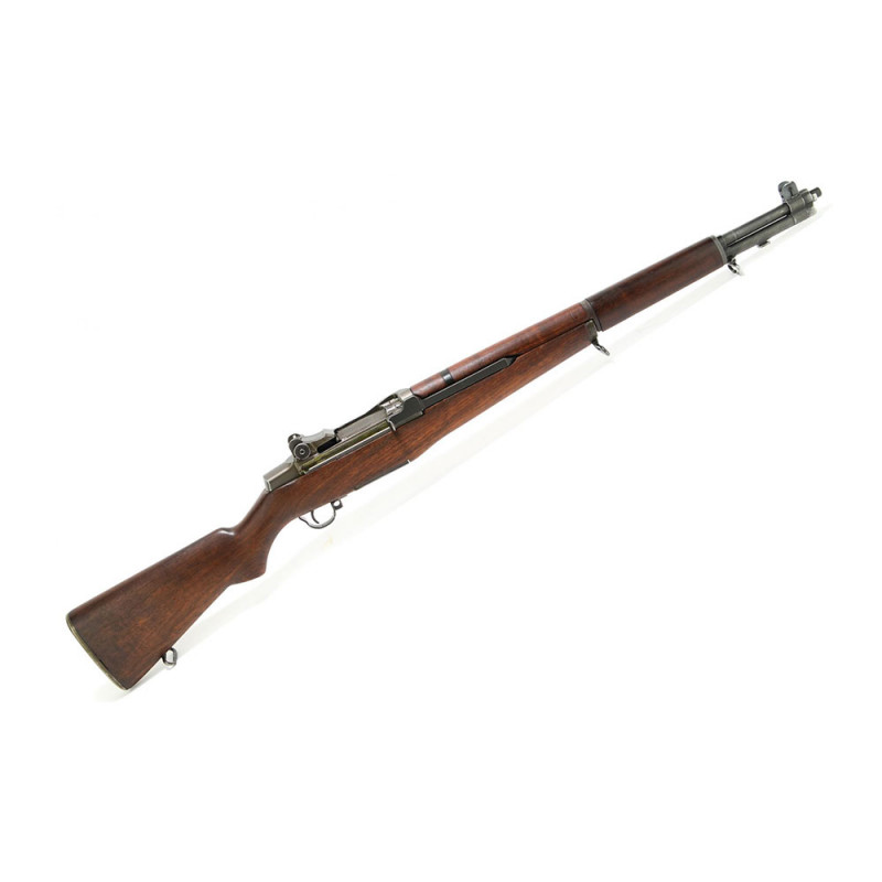 Springfield Armoury M1 Garand Semi Auto Rifle .30-06 Gun Range Hire