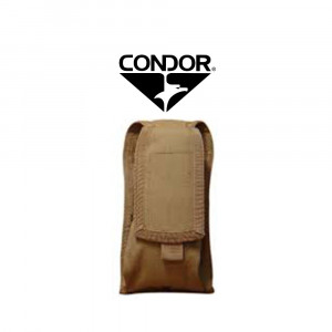 Condor Outdoor CB Tan Radio Pouch