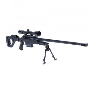 Truvelo CMS Rifle .50 CAL Gun Range Hire