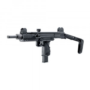 UZI with Silencer Carbine 9x19 Gun Range Hire