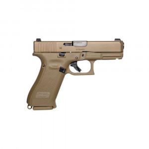 Glock 19X Gen 5 Pistol 9x19 Gun Range Hire